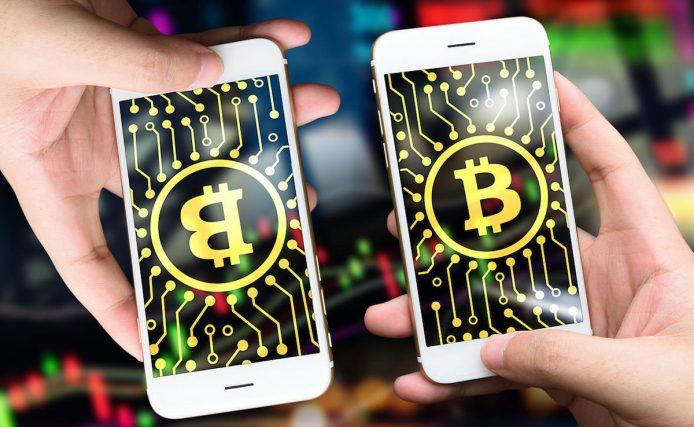 ビットコイン画面