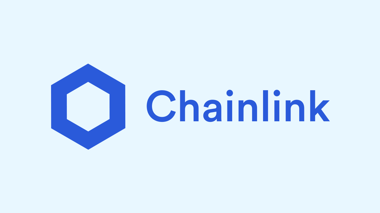 Chainlinkロゴ