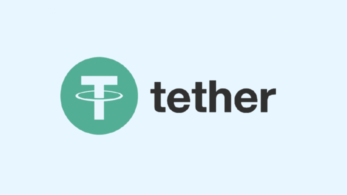 tetherロゴ