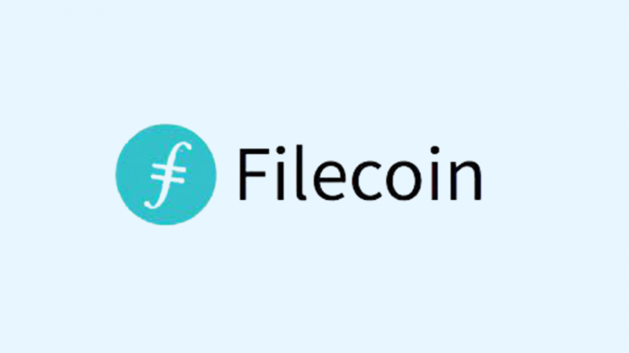 ファイルコイン(FIL)ロゴ
