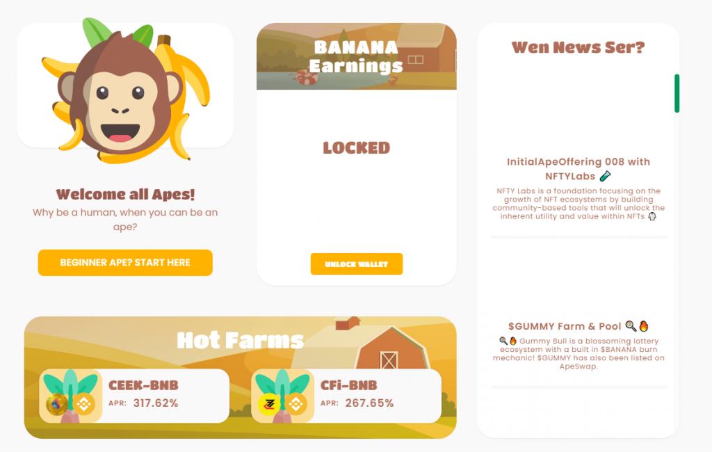 banana①